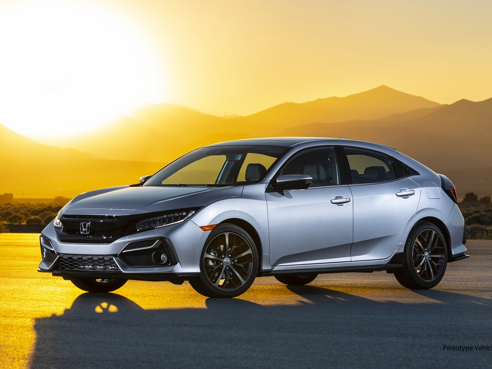 Long Live the Manual: 2020 Civic Expands Availability of ...