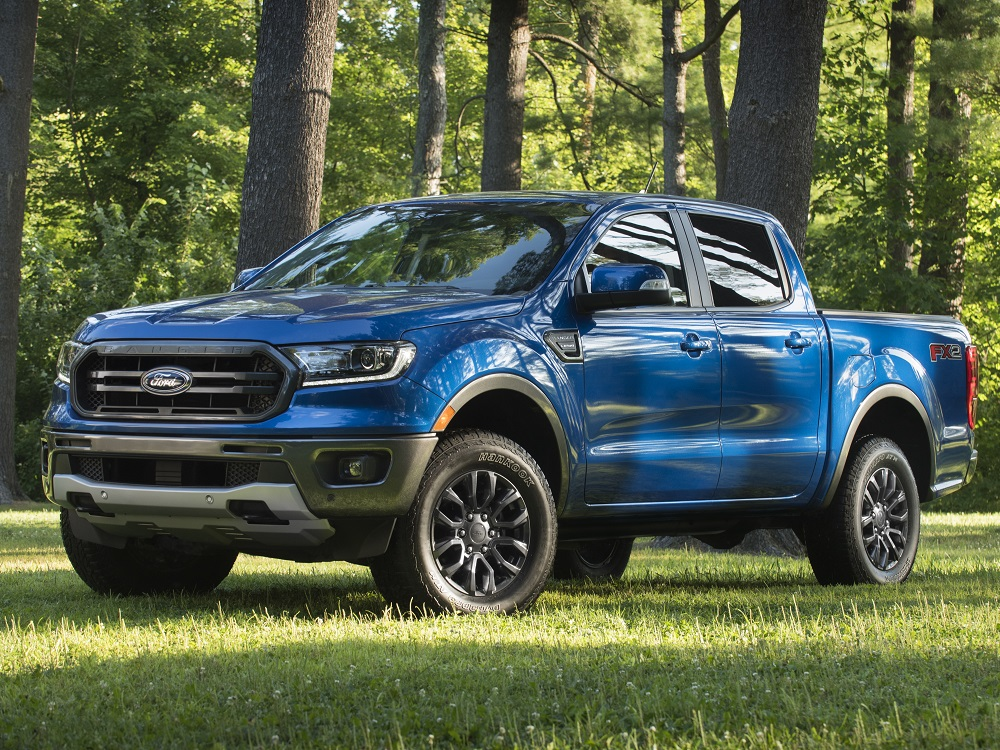 2019 Ford Ranger FX2: An Epic Waste of Good Off-Road Components – Insider Car News