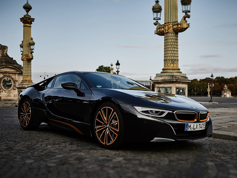 BMW I8 Custom >> New Special Edition Sends The Bmw I8 With A Custom Look