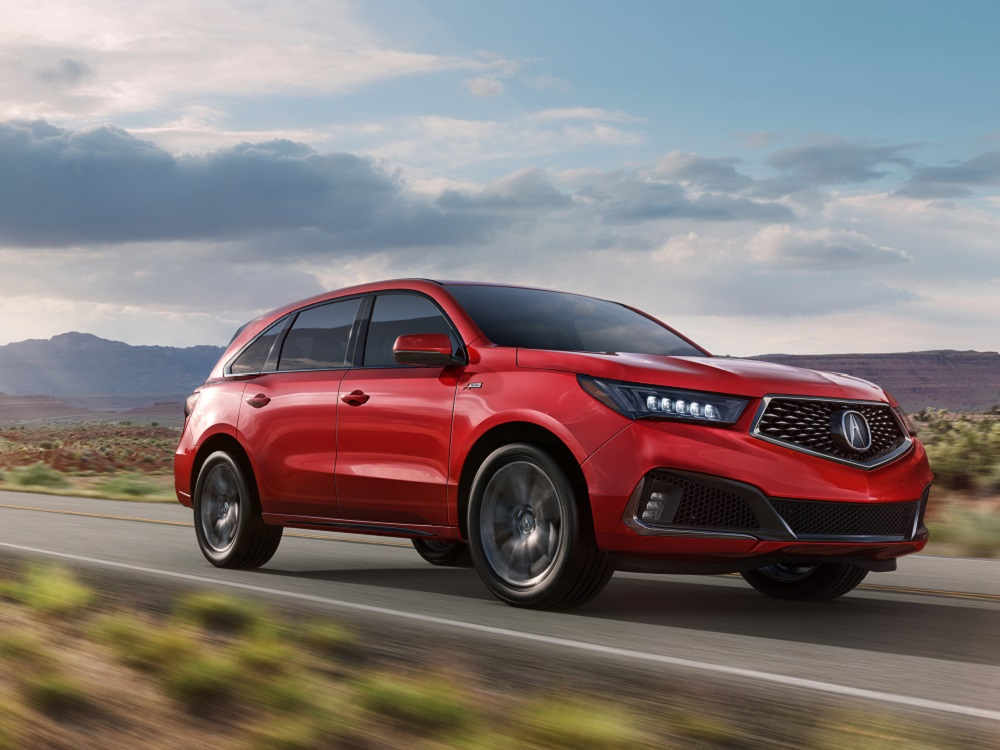 2020 Acura Mdx W Technology A Spec Pkg