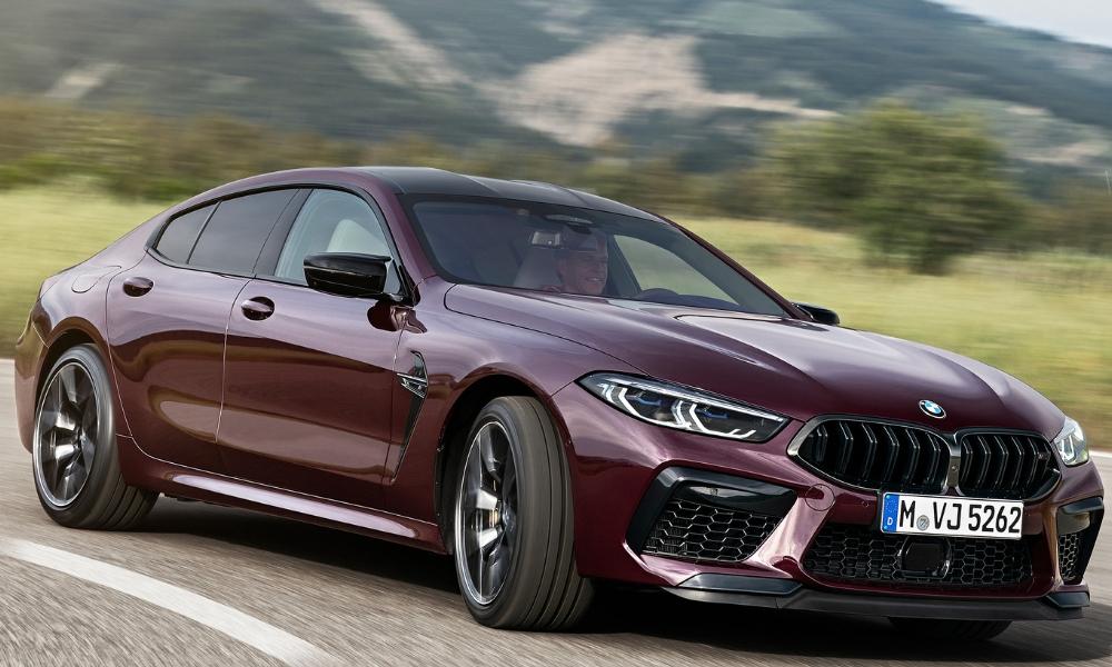 Bmw Debuts 2020 M8 Gran Coupe Insider Car News