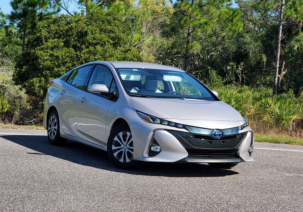 2020 Toyota Prius Prime A Stay At Home Parent S Dream