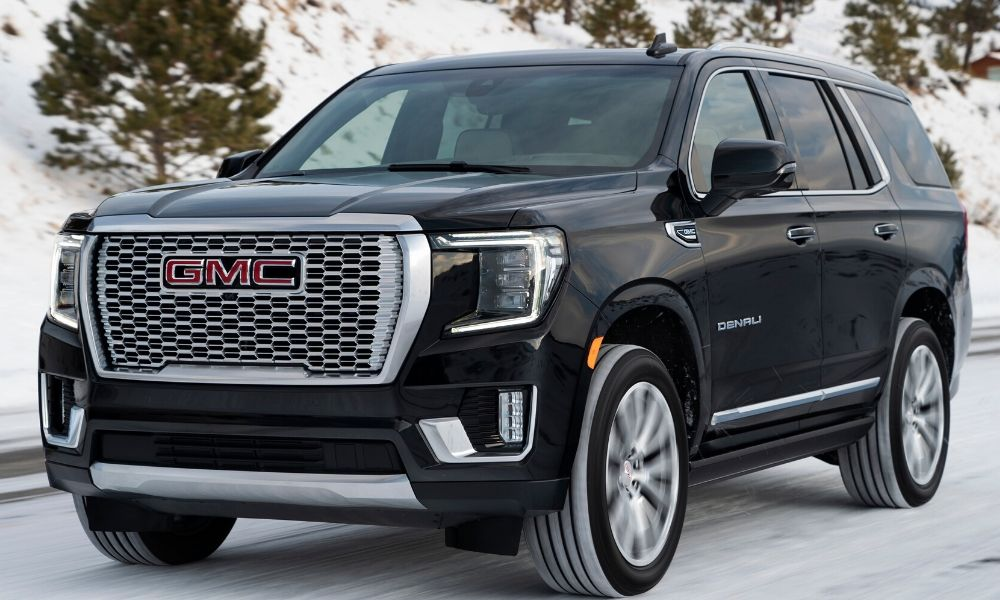 gmc reveals 2021 yukon lineup  u2013 insider car news